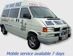 Mobile service available 7 days